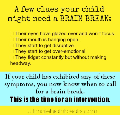 Ultimate Guide to Brain Breaks